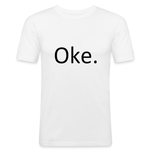 Oke-_T-shirt_PNG-png - slim fit T-shirt