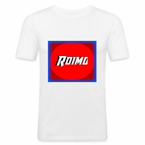 Loga 4 Extended Version - Slim Fit T-shirt herr