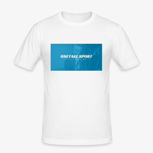 OneTakeSPORT - Männer Slim Fit T-Shirt