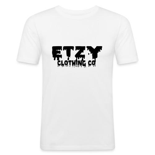 ETZY BASIC - Tee shirt près du corps Homme
