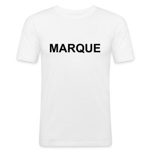 MARQUE - Tee shirt près du corps Homme