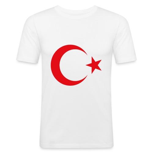 lphone 4/4S Turkey Case - slim fit T-shirt