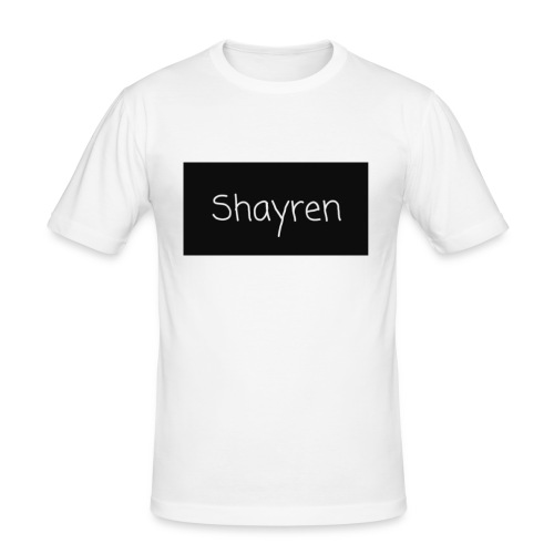 Shayren t-shirt - slim fit T-shirt