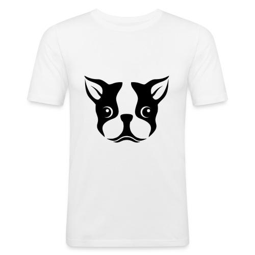Puppy - Männer Slim Fit T-Shirt