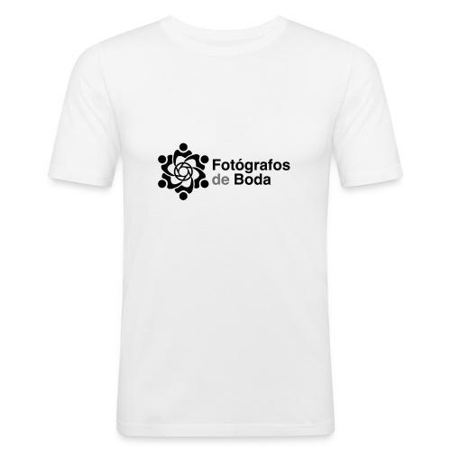 El logo clasico del colectivo FdB - Camiseta ajustada hombre