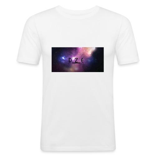DZE_LOGO_SPACY_1-JPG - Herre Slim Fit T-Shirt