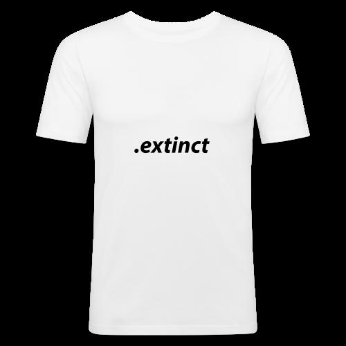 extinct3 0 - Slim Fit T-shirt herr