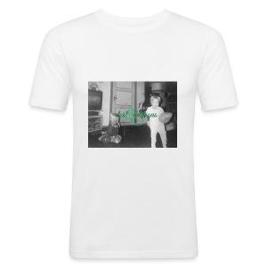childhood - Slim Fit T-skjorte for menn