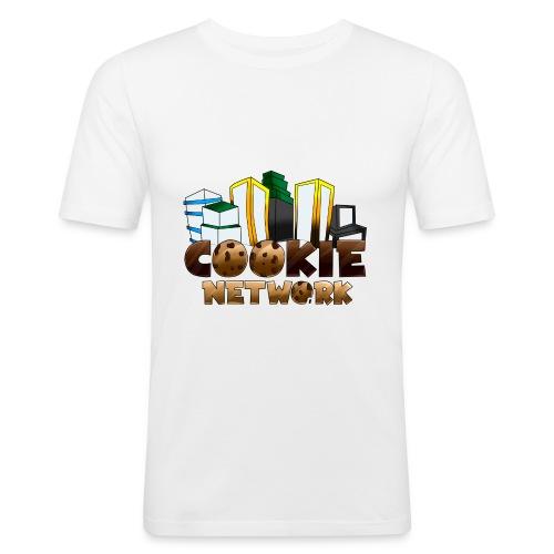 Cookienetwork logo - slim fit T-shirt