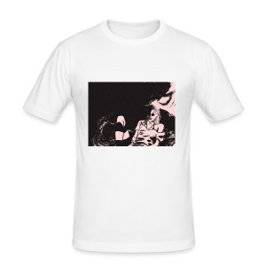 Grimes - Maglietta aderente da uomo