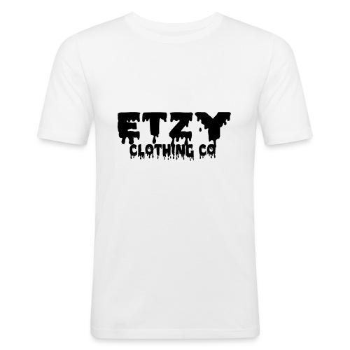 ETZY BASIC - T-shirt près du corps Homme