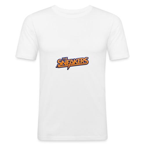 Logo_NB_03-png - T-shirt près du corps Homme