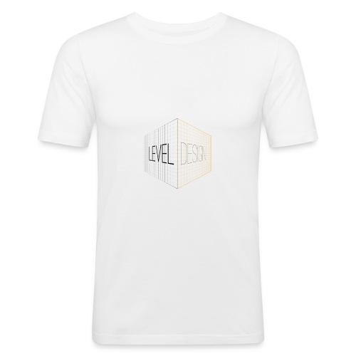 Level Design - Men's Slim Fit T-Shirt
