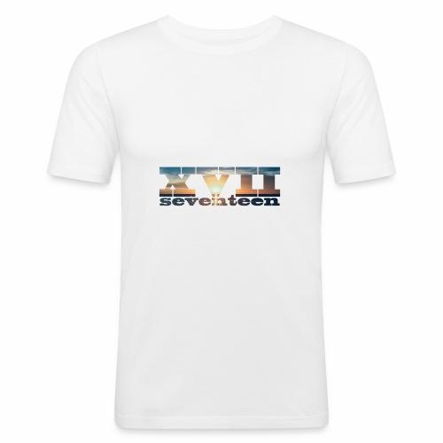 xvii 3 - slim fit T-shirt