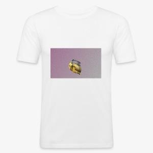 fajdelfin - Obcisła koszulka męska
