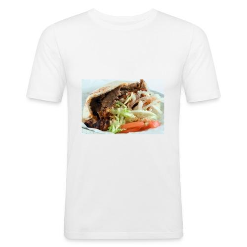 kebab trøje - Herre Slim Fit T-Shirt