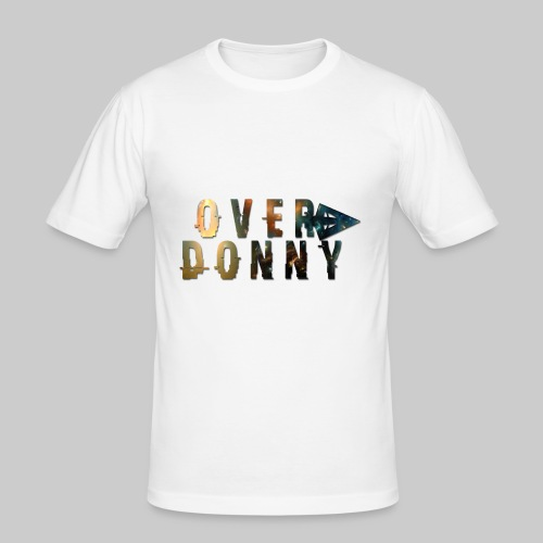 Over Donny [Arrow Version] - Maglietta aderente da uomo
