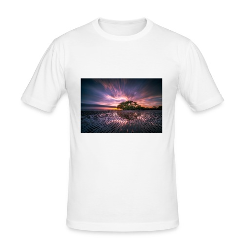Fin bild - Slim Fit T-shirt herr