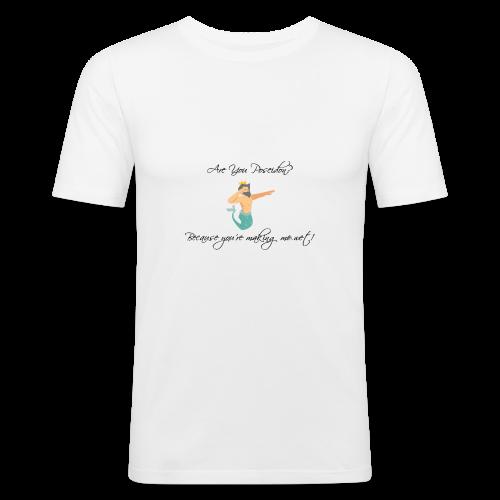 Poseidon - Men's Slim Fit T-Shirt