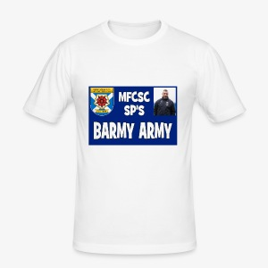 Barmy Army - Men's Slim Fit T-Shirt