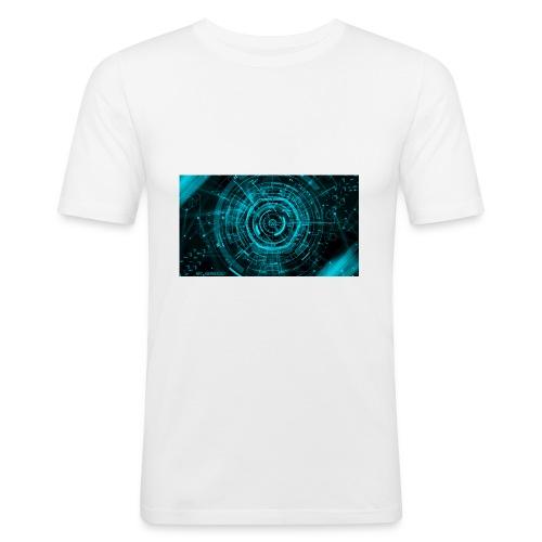 Keepi v1 - Männer Slim Fit T-Shirt