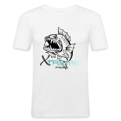 fish - Obcisła koszulka męska