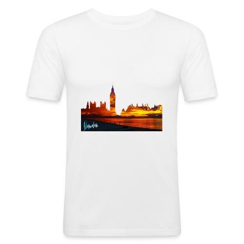 LONDON HYPE - T-shirt près du corps Homme