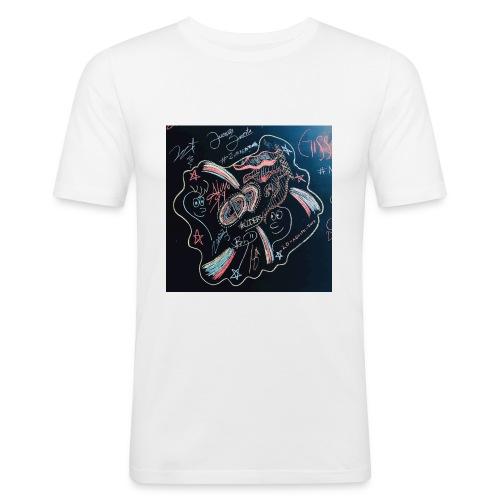 CD9 CARTEL - Camiseta ajustada hombre