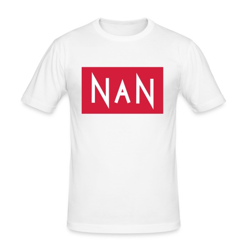 NaN | Not a Number - slim fit T-shirt