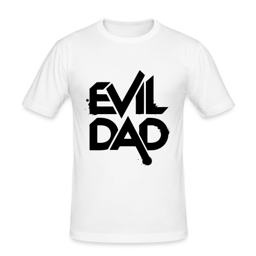 Evildad - slim fit T-shirt