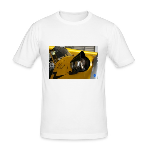 #2 MatteFShop AeroPoster ! - Maglietta aderente da uomo