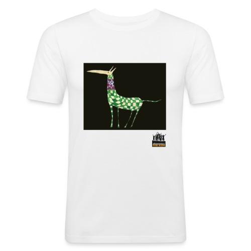 79 For kids 014 - Camiseta ajustada hombre