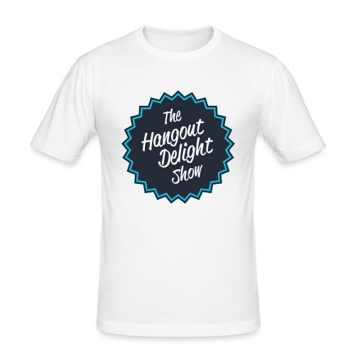 The Hangout Delight Show - Männer Slim Fit T-Shirt