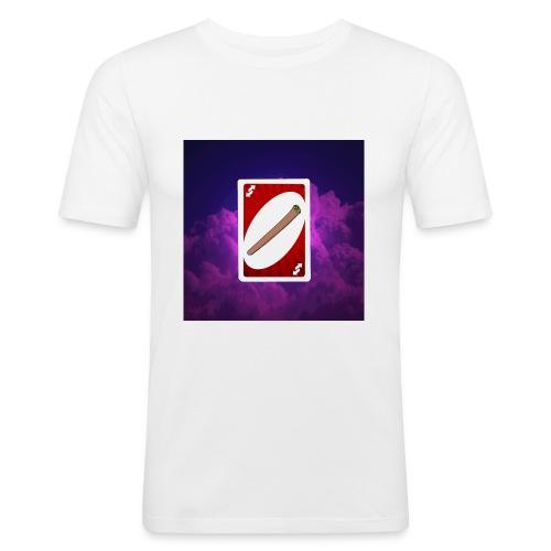 UNOWOODS - Männer Slim Fit T-Shirt