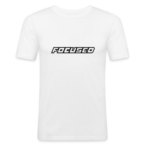 focused - Camiseta ajustada hombre
