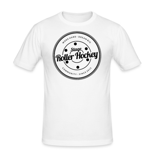 STAGE ROLLER HOCKEY - Tee shirt près du corps Homme