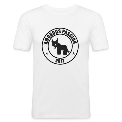 La collection d'Amorgos Passion 2017 ! - T-shirt près du corps Homme