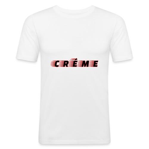 Créme - Men's Slim Fit T-Shirt