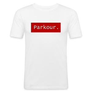 Parkour. - slim fit T-shirt