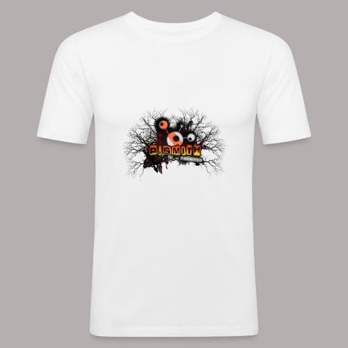 Untitled_1 - Männer Slim Fit T-Shirt