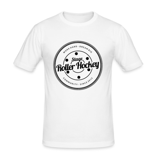 STAGE ROLLER HOCKEY - T-shirt près du corps Homme