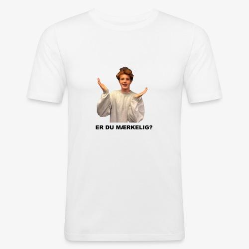 ORIGINAL - Herre Slim Fit T-Shirt