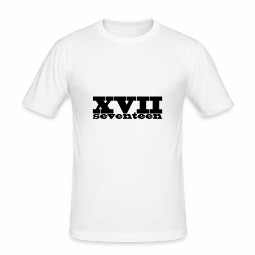 xvii - slim fit T-shirt