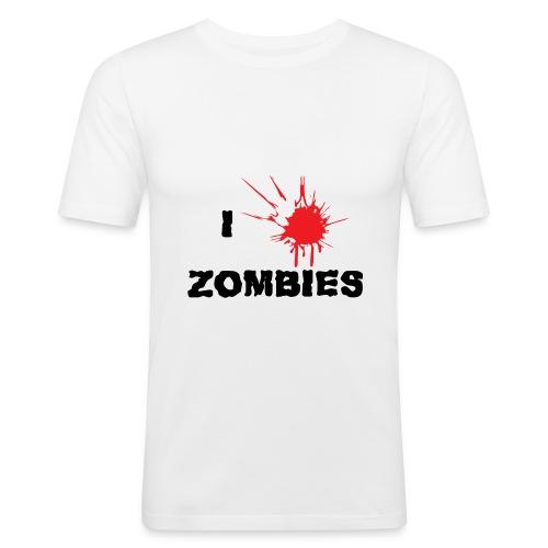 I Zombies - T-shirt près du corps Homme