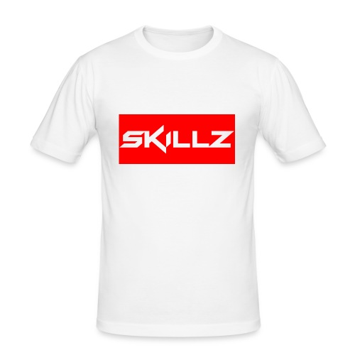 SKILLZ - Men's Slim Fit T-Shirt