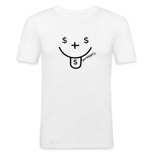 SeeMadness Money - slim fit T-shirt