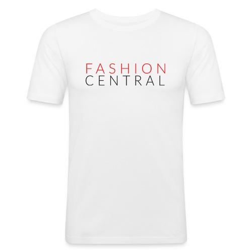 Fashion Central - Men's Slim Fit T-Shirt