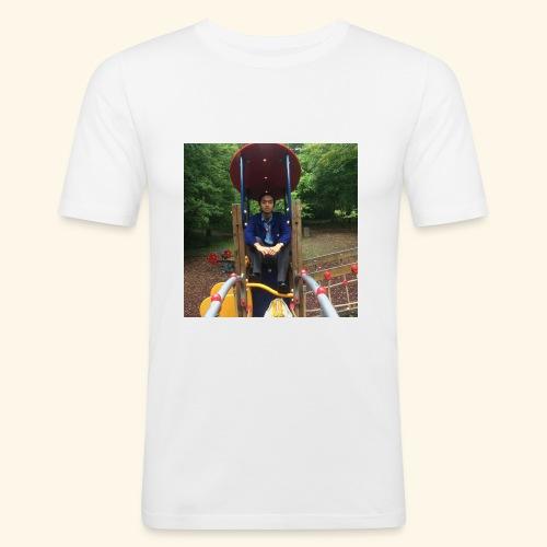 21682656 488182484884483 1404456765 o - T-shirt près du corps Homme