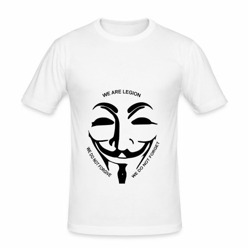 Anonymous Collection - Men's Slim Fit T-Shirt