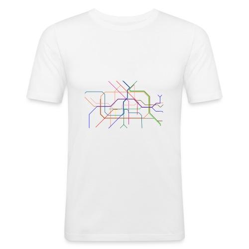 Berlin - Männer Slim Fit T-Shirt
